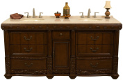 B & I Direct Imports 1310BS Kent Vanity Cabinet