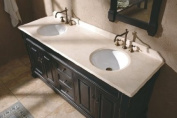James Martin Furniture Double Top Vanity with Sinks