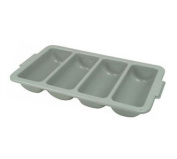 Thunder Group 4-Compartment Cutlery Box