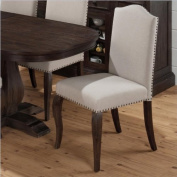 Jofran Upholstered Side Chair in Grand Terrace