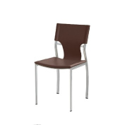 Livorno Dining Chair Brown
