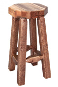 Montana Woodworks Homestead Collection Backless Barstool