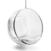 Fine Mod Imports Bubble Hanging Chair