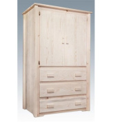 Montana Woodworks Homestead Armoire
