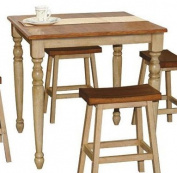 Quails Run Square Counter Height Table