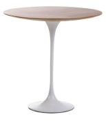 Saarinen Tulip Side Table - Walnut