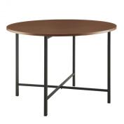 Carolina Cottage Round Durham Dining Table, 110cm