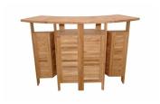 Altavista Folding Bar Table By Anderson Teak