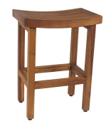 OptiAreaTM Teak Counter Stool - From the Sumba Collection