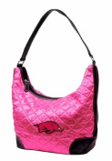 NCAA Team Colour Quilted Hobo