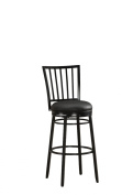 AHB Easton Bar Stool - Black