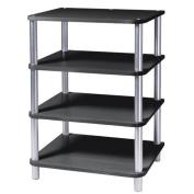 Sanus Systems AFA Accurate Furniture Audio Stand - Black
