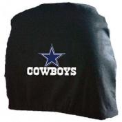 Headrest Seat Cover - NFL Football - Dallas Cowboys - Pair Headrest Seat Cover - NFL Football - Dal