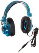 Califone Stereo Headphones - Translucent Blueberry Colour