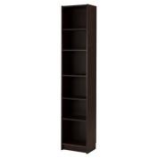 Ikea Billy Bookcase Black