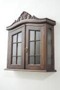 Colonial Hanging Medicine Cabinet