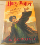 Harry Potter and the Deathly Hallows - Hardcover - Copyright 2007