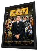 The Wolf of Wall Street (2013) 27 x 40 Movie Poster - Style B