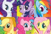 Aquarius My Little Pony Zoom Poster, 60cm by 90cm