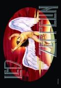 LPGI Led Zeppelin Icarus Fabric Poster, 80cm by 100cm
