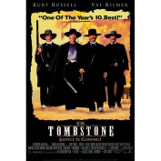 Tombstone - Group Black Movie Poster