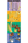Musical Instruments Colossal Concepts Poster