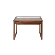 Ponderosa Table in Sonoma Brown Top Material