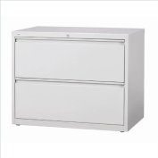 80cm Wide 2 Drawer HL10000-Series Lateral File Cabinet Colour