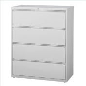 80cm Wide 4 Drawer HL10000-Series Lateral File Cabinet Colour