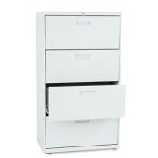 HON574LQ - 500 Series Four-Drawer Lateral File