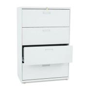 HON584LQ - 500 Series Four-Drawer Lateral File