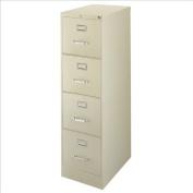 60cm Deep Commercial 4 Drawer Letter Size High Side Vertical File Cabinet Colour