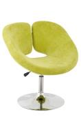 International Design USA Pluto Adjustable Leisure Chair, Green