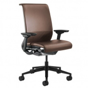 Steelcase Think Leather Chair