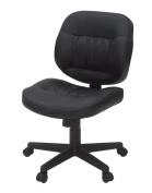 Regency Seating Cirrus Swivel Office Chair, Black