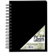 Pro - Art - Pro Art Spiral Bound Sketch Book - 80 Sheets