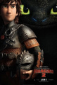 How to Train Your Dragon 2 (2014) 12X18 Movie Poster (THICK) - Jay Baruchel, Kristen Wiig, America Ferrera