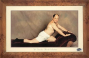 George, the Timeless Art of Seduction by Art Print Poster 36 x 24