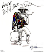Posterservice Ralph Steadman Dr. Gonzo Poster