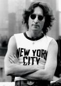John Lennon (New York City) Music Poster Print