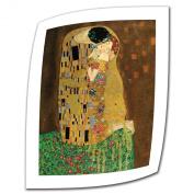 'The Kiss' By Gustav Klimt Canvas Art