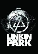 LPGI Linkin Park Atomic Age Fabric Poster, 80cm by 100cm