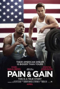 Pain and Gain (2013) 27 x 40 Movie Poster - Style A