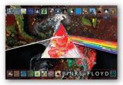 AQUARIUS Pink Floyd Dark Side Poster