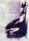 LPGI Victoria Frances La Muerte Fabric Poster, 80cm by 100cm