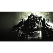 Fallout 3 Poster by Silk Printing # Size about (107cm x 60cm, 43inch x 24inch) # Unique Gift # 5AB07F