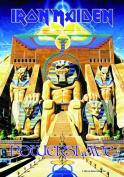 LPGI Iron Maiden Fabric Poster, 80cm by 100cm , Power Slave