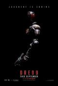 Dredd (2012) 27 x 40 Movie Poster - Style B