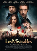 Les Miserables (2012) 27 x 40 Movie Poster - Style D