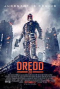 Dredd (2012) 27 x 40 Movie Poster - Style A